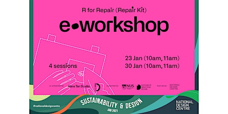 R For Repair: e-Workshops tickets
