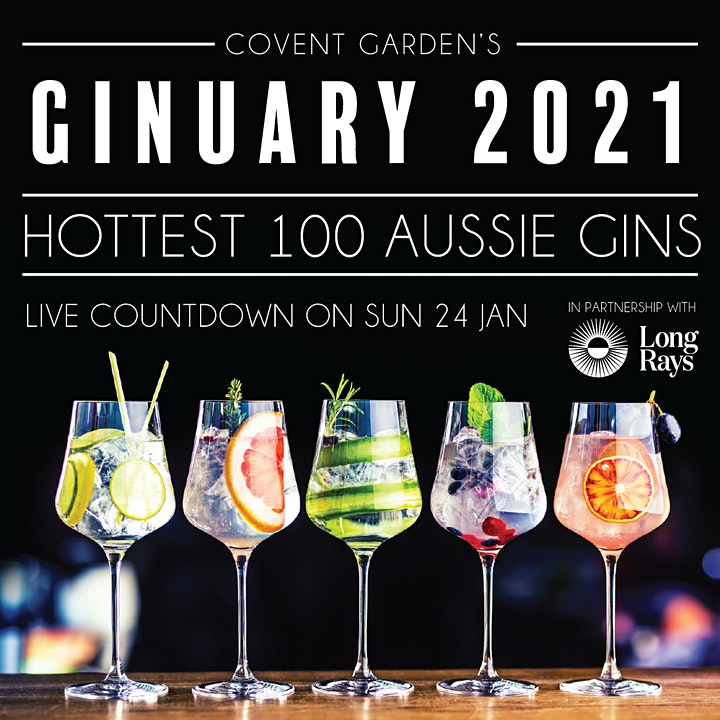 Ginuary 2021 | Hottest 100 Aussie Gins of 2020 - Live Countdown image
