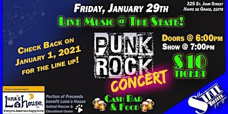 Punk Rock Concert tickets