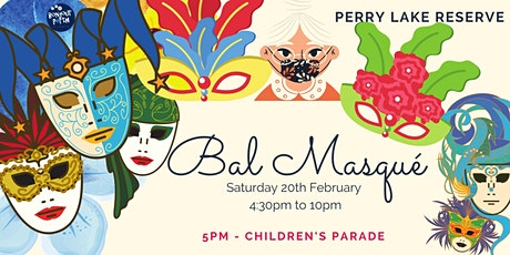 Bal Masqué tickets
