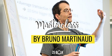 Opportunity, the life cycle, from a pitch - Part 1 w/ Bruno MARTINAUD tickets