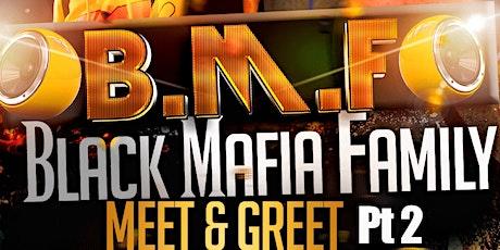 BMF MEET & GREET NETWORKING CONCERT tickets