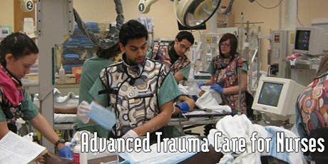 Advanced Trauma Care for Nurses Update (April 2021) tickets