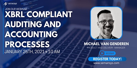 XBRL COMPLIANT  AUDITING AND ACCOUNTING  PROCESSES tickets