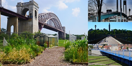 'Spanning the City: Under-the-Radar Bridges in New York' Webinar tickets