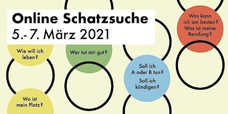 Online Schatzsuche Tickets