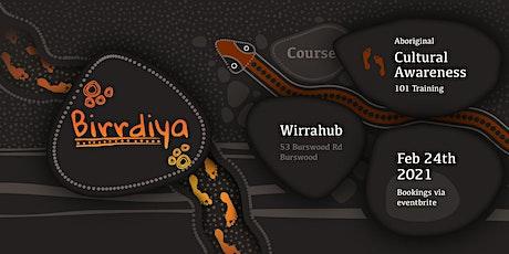 Aboriginal Cultural Awareness Training 101 tickets