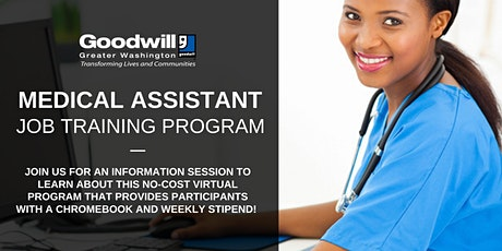 Medical Assistant Job Training Program - Info Sessions tickets