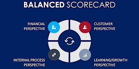 Erfolgreiche Strategie-Entwicklung und Umsetzung mit der Balanced Scorecard Tickets
