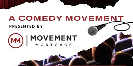 A COMEDY MOVEMENT stand up comedy show for  ALL Real Estate Agents tickets
