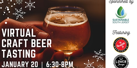 Sustainable South Jersey Virtual Winter Craft Beer Tasting tickets