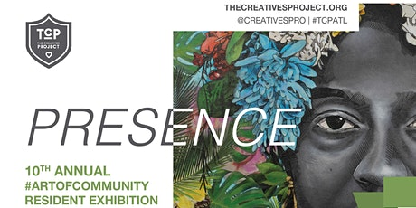 TCP's Annual Exhibition PRESENCE tickets