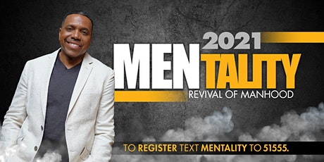 MENtality Men's Conference tickets