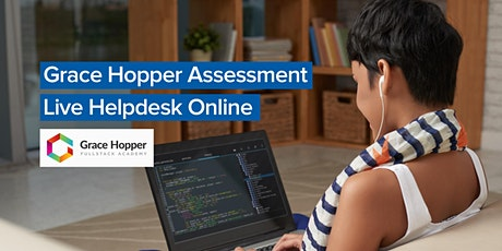 Grace Hopper Assessment Live Helpdesk tickets