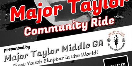 Major Taylor Middle GA Community Ride tickets
