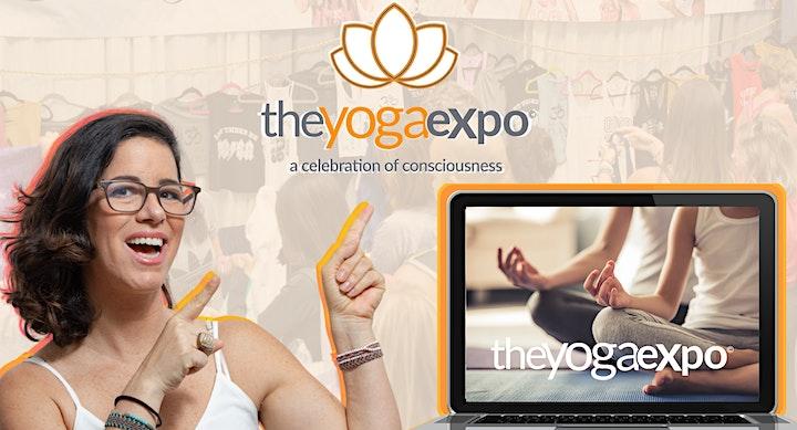 The Yoga Expo - Global Virtual Conference image