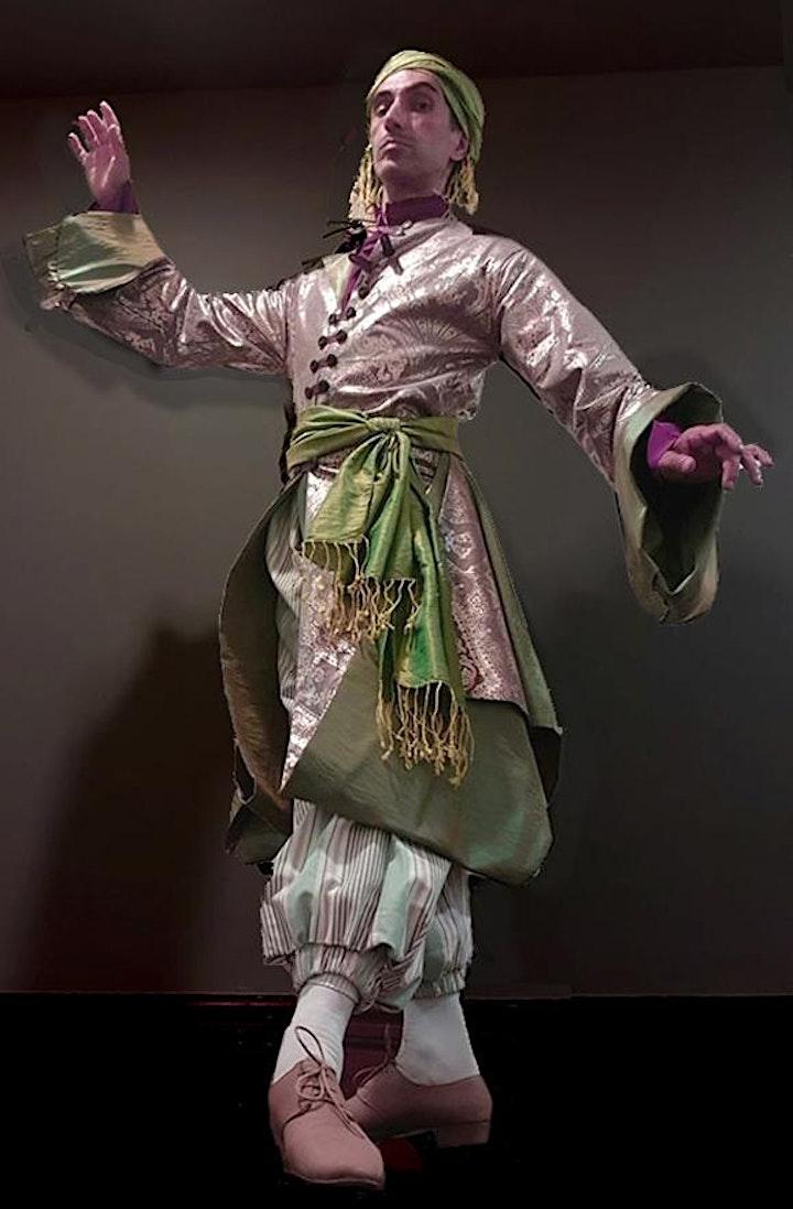 La Belle Danse: Baroque Court and Theatre Dance, Workshop One image