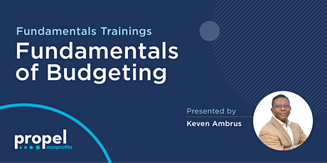 Fundamentals of Budgeting tickets