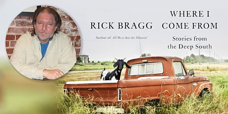 Rick Bragg | Where I Come From tickets