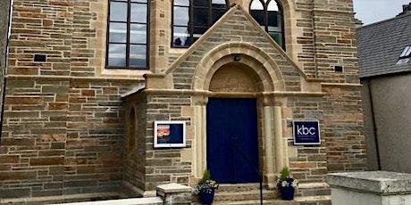Kirkwall Baptist Church - evening service tickets