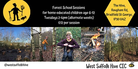 Home Ed Forest School Sessions tickets