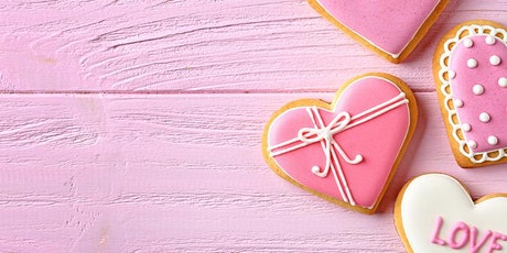 Jan 24 - Will U B My Virtual Valentines Online Cookie Decorating Class tickets