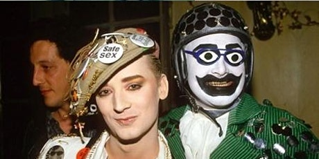 Leigh Bowery and  Taboo tickets