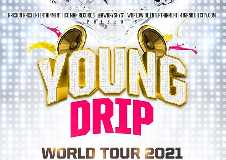 Young Drip Tour image