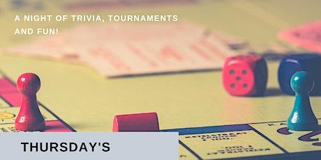 Suva Trivia Night  Thursday's / Super Smash Bros. Tournament tickets