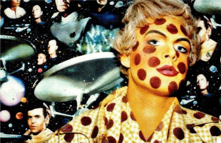 Leigh Bowery and  Taboo image