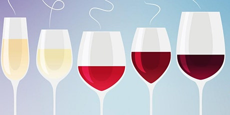 Virtual Wine Tasting -  What a Difference a Wine Glass Makes (Happy V-Day!) tickets