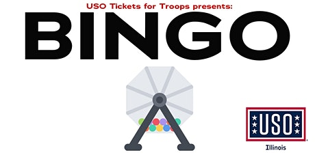 USO Tickets for Troops: BINGO with Santonio Holmes tickets