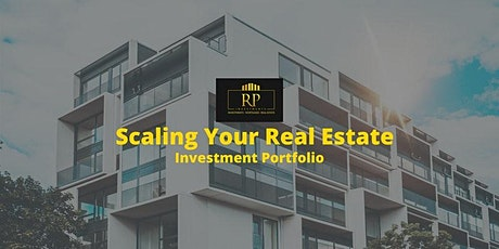 Scaling Your Real Estate Investment Portfolio tickets