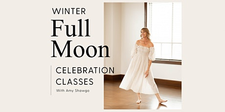Winter Full Moon Celebration Series tickets
