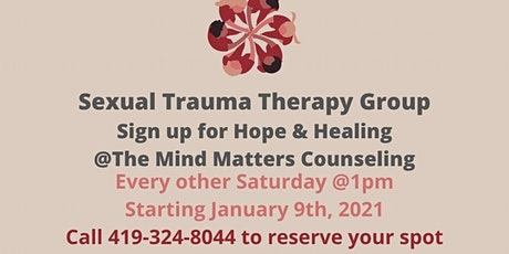 Sexual Trauma Therapy Group tickets