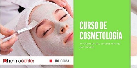 Curso de Cosmetología Online Cursada Dias Lunes entradas