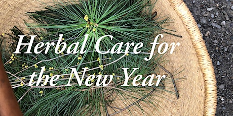 Herbal Care for the New Year tickets