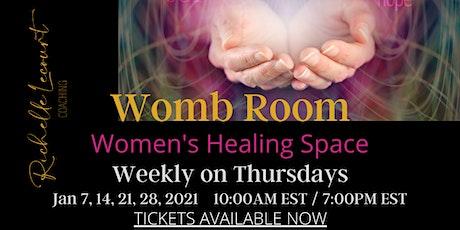 WOMB ROOM - Women's Healing Space tickets