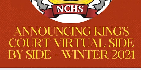 North Central King's Court Virtual Side by Side 2021 tickets