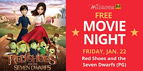 Free Movie Night – Red Shoes and the Seven Dwarfs (PG) tickets
