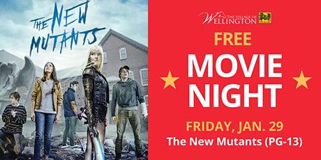 Free Movie Night – The New Mutants (PG-13) tickets