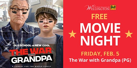 Free Movie Night – The War with Grandpa (PG) tickets