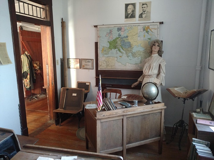 Overnight Ghost Adventure at Ray County Museum image