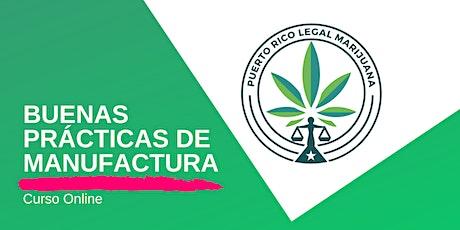 Buenas Prácticas de Manufactura | Online tickets