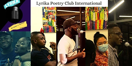 Lyrika Poetry Dance & Music Night tickets