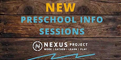 NEW Pre-School Information Session - Matthews, NC tickets