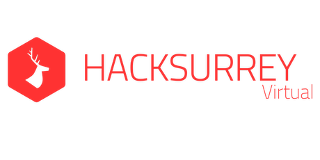 HackSurrey Virtual entradas