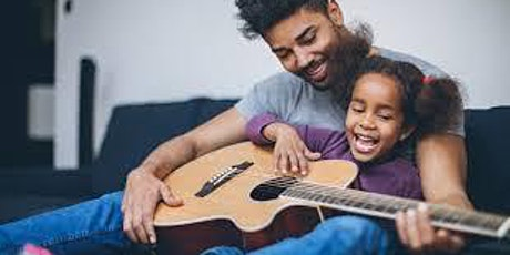 Music to Promote Bonding and Wellbeing for Caregivers and their Children tickets