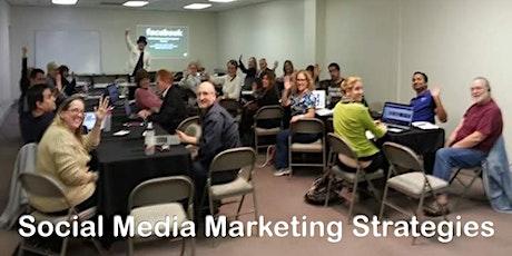 Social Media Marketing Strategies 2021 tickets