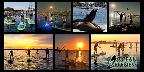 FULL MOON Paddleboard Adventure Tour! tickets